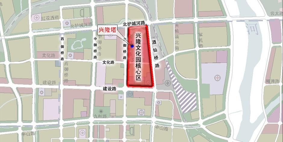 兖州佛教城市规划
