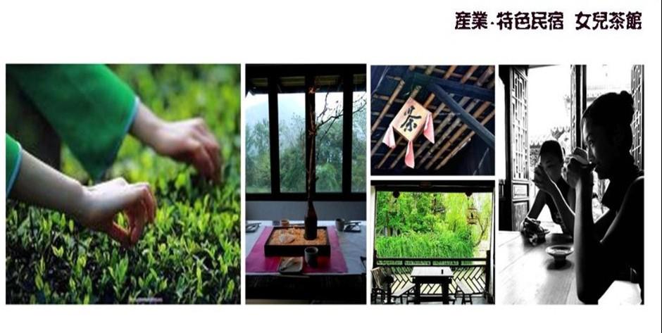 特色民宿-茶