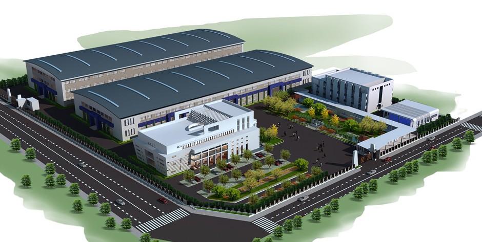 蘇州工廠設計